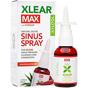 Xlear Max Sinus Spray