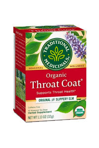 Throat Coat Tea Eucalyptus
