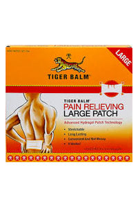 Tiger Balm Pain Relieving Patch (Large)