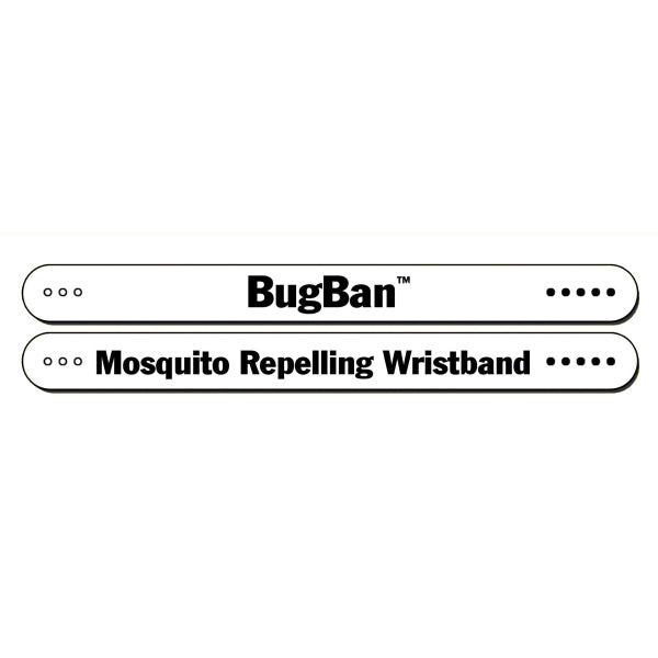 BugBan insect repelling wristband (Bulk Order)