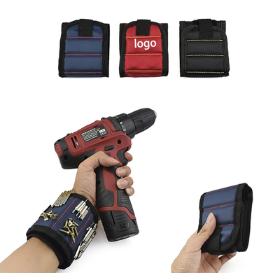 Magnetic Wristband Tool Bag (Bulk Order)