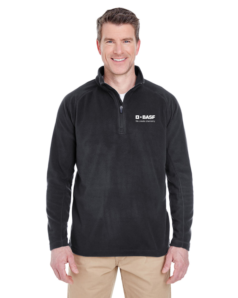Adult Cool & Dry Quarter-Zip Microfleece