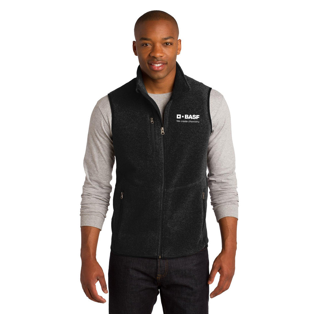 Port Authority R-Tek Pro Fleece Full-Zip Vest