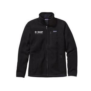 Patagonia Men's Better Sweater Jacket - Black (Minimum of 10)