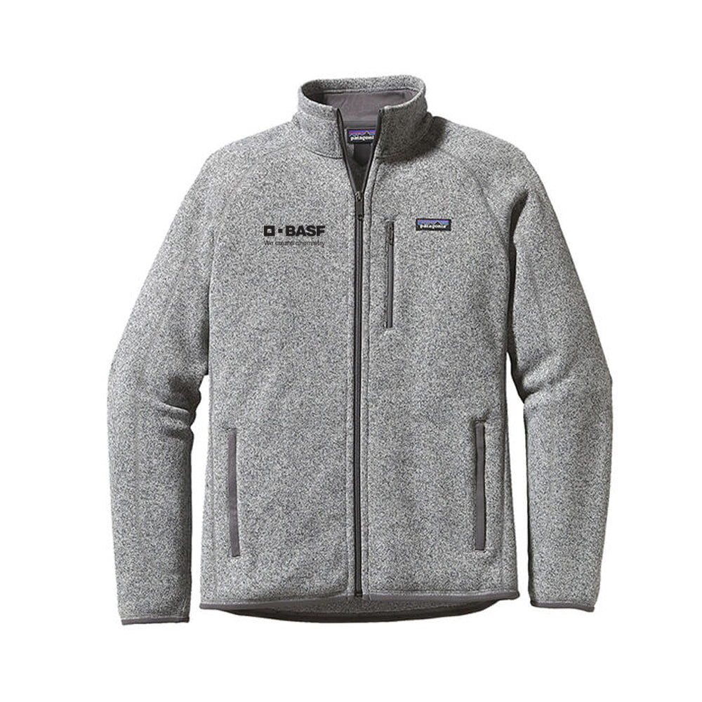 Patagonia Men's Better Sweater Jacket - Stonewash (Minimum of 10)
