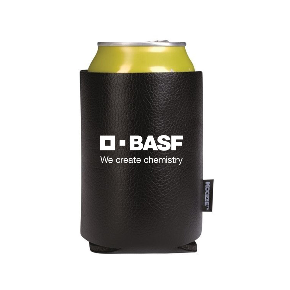 KOOZIE® Leather-Like Can Cooler (Bulk Order)