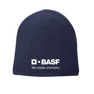 Fleece-Lined Beanie Cap