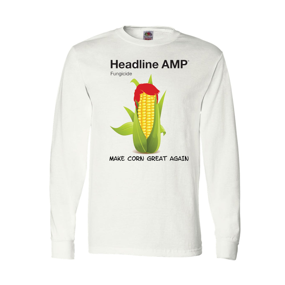 Make Corn Great Again Long Sleeve