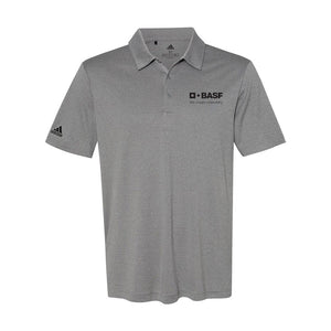 Adidas - Heathered Sport Shirt