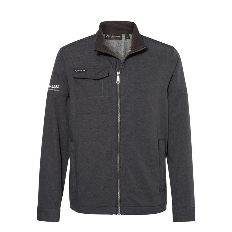 DRI DUCK - Ace Woven Stretch Soft Shell Jacket