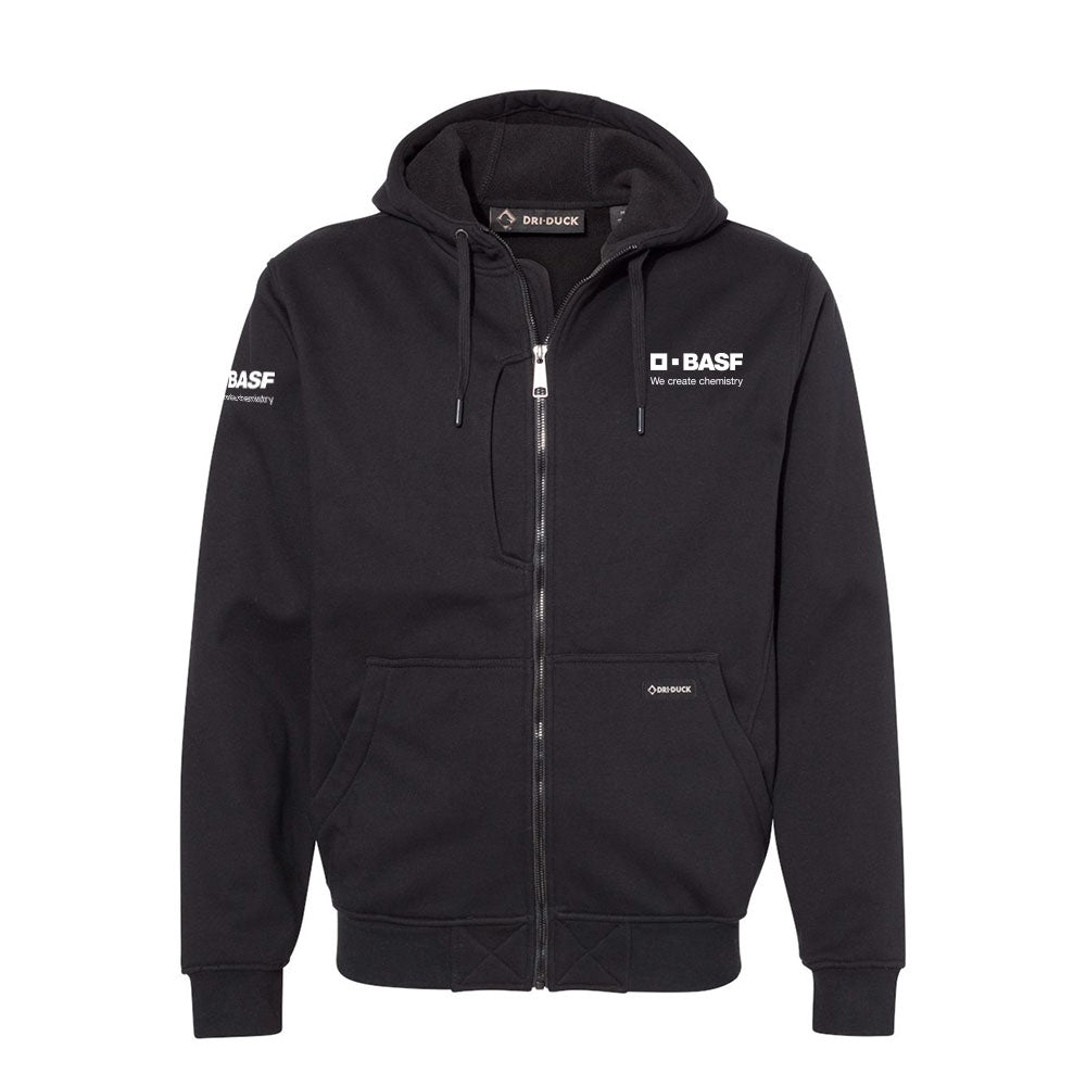 DRI DUCK - Bateman Bonded Power Fleece 2.0 Full-Zip Jacket