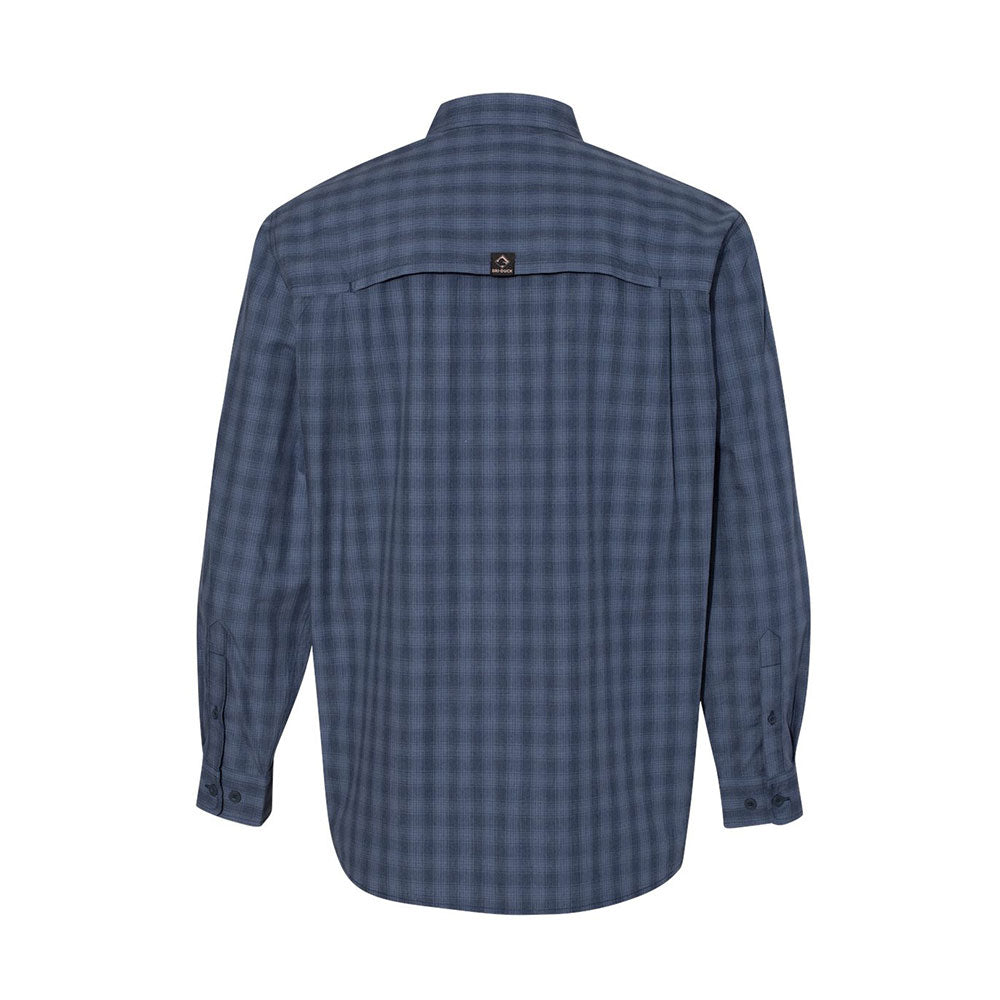 DRI DUCK - Paseo Plaid Shirt