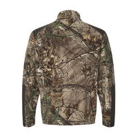 DRI DUCK Realtree Explorer DDX Full-Zip Microfleece Nylon Jacket