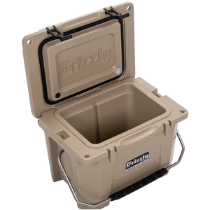 Grizzly 20 Quart Cooler (Multiple Colors Available)