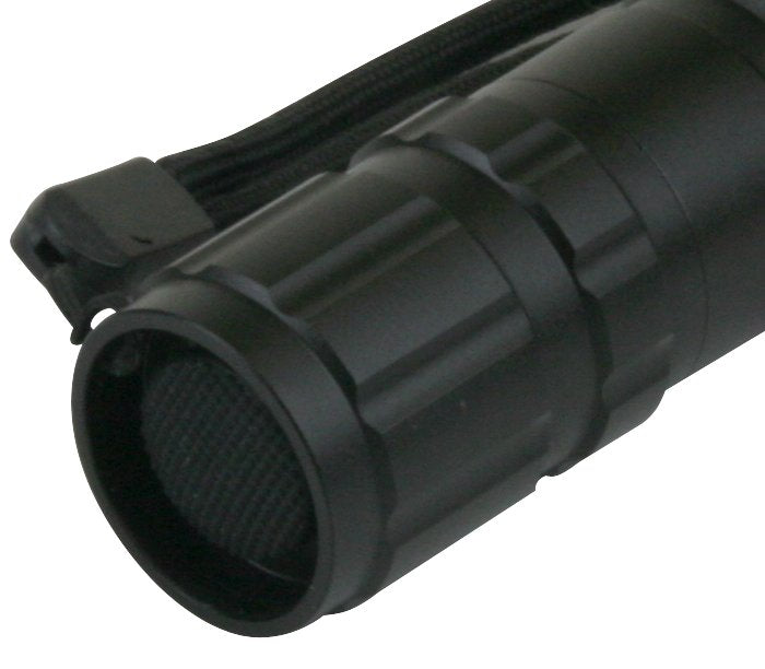 Print Fusion Rechargeable Triple Output CREE Flashlight (Bulk Order)