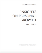 INSIGHTS ON PERSONAL GROWTH 2