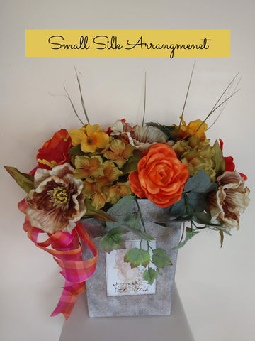 Silk Mix Arrangements