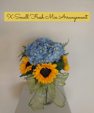 Fresh Mix Arrangement