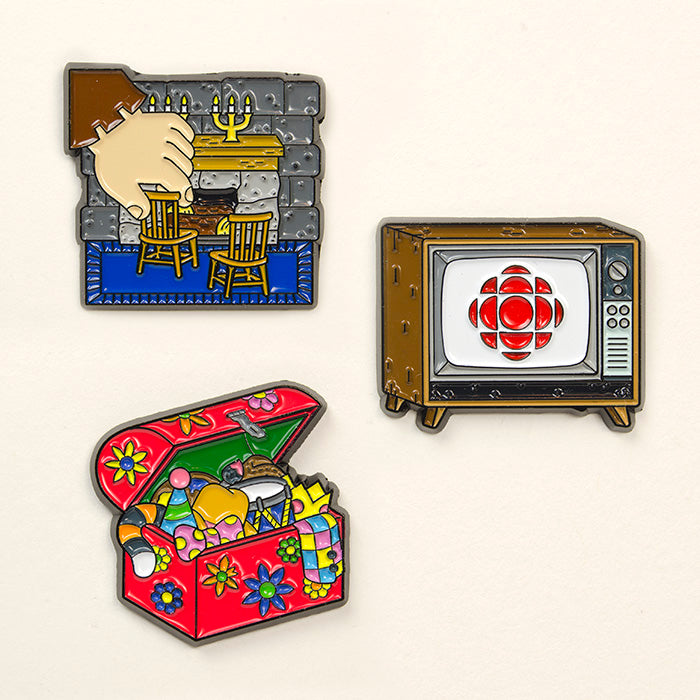 CBC Pin 3-Pack