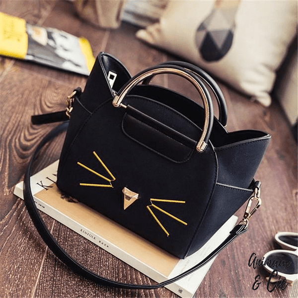 Sac Cuir Chaton Original - Animaux&Cie