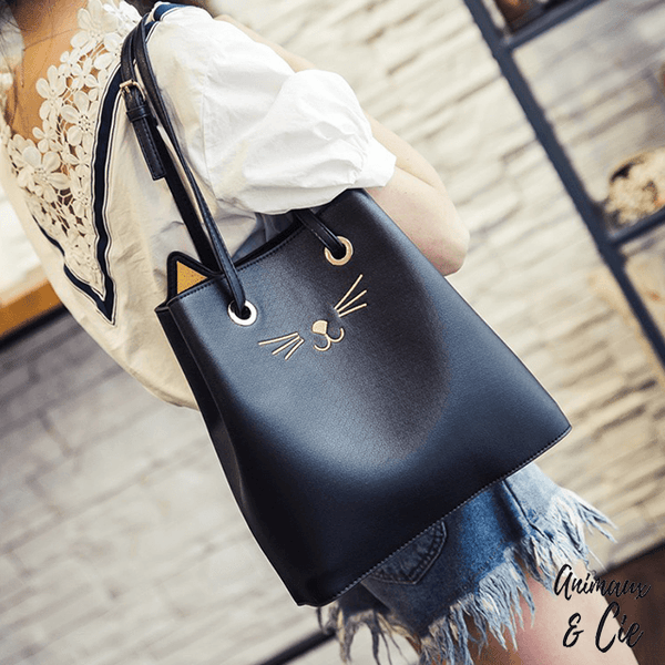 Sac Cuir Chaton Long - Animaux&Cie