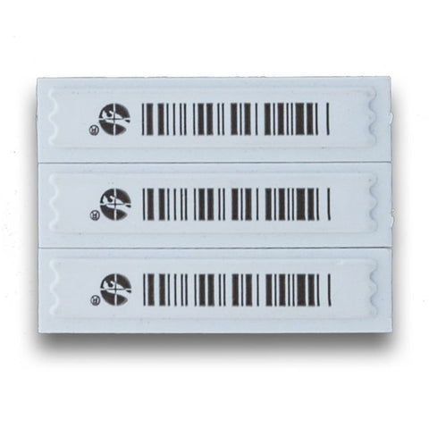 Sensormatic® DR Ultrastrip Labels III - Barcode ZLDRS2 (5,000 pcs)