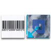 2000 RF 8.2Mhz Paper Security Label Barcode 5x5