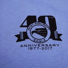 Aviat Aircraft Eagle 40th Anniversary Tee