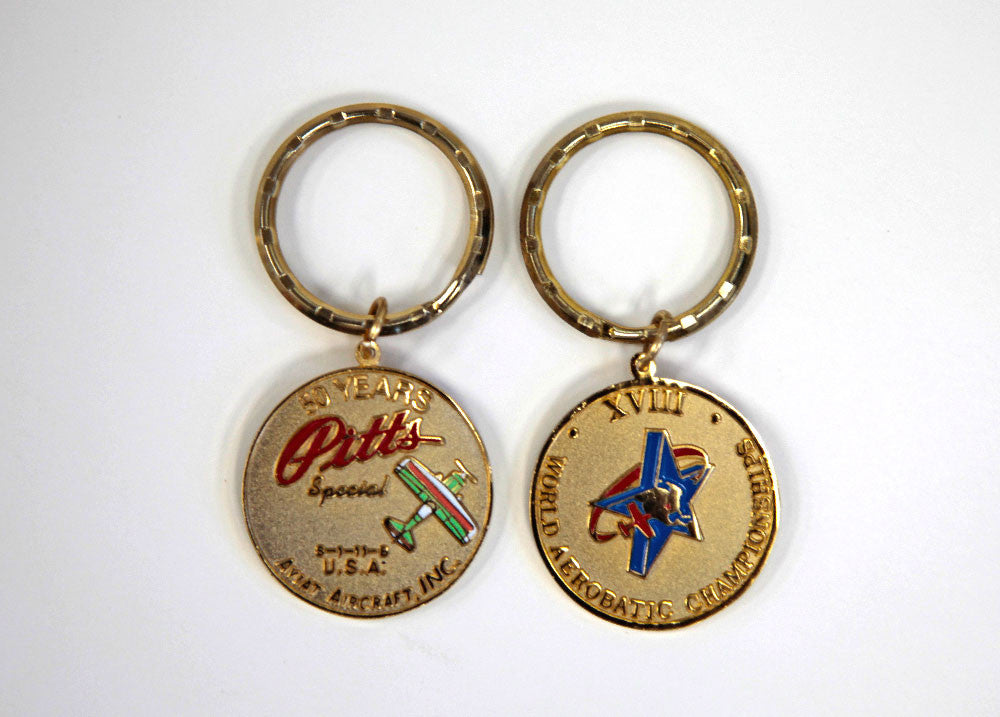 Pitts Key Chain