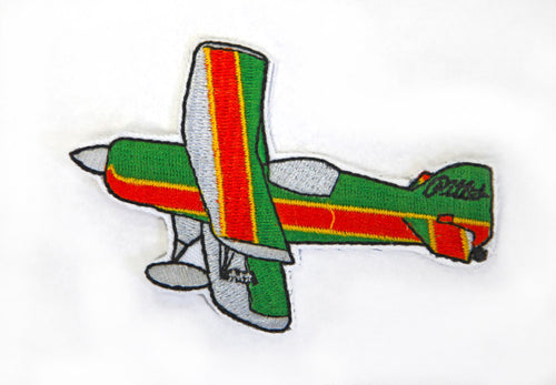 Pitts S-1-11B Patch