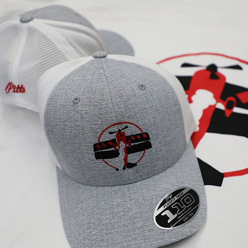 Pitts Trucker Snapback Cap