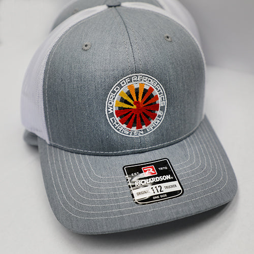 Eagle World of Aerobatics Trucker Snapback Cap