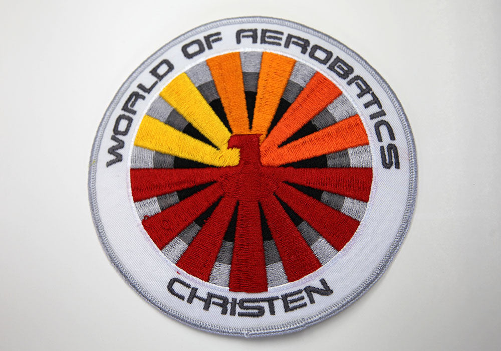 Christen Eagle World of Aerobatics Patch