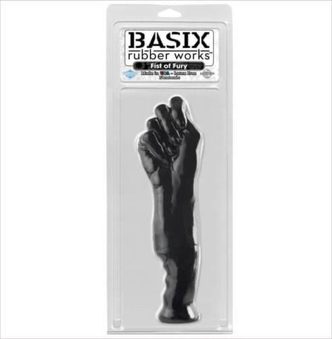 BASIX Fist of Fury-Black