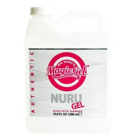 Mr Nori`s Magic Gel Authentic Nuru Massage Gel-33oz