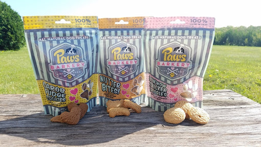 Paws Barkery Original Line Soon to Be Discontinued