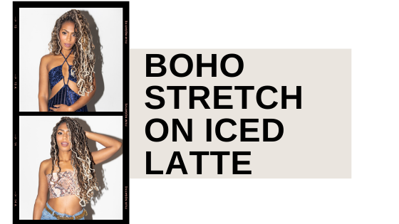 How To Stretch: Iced Latte