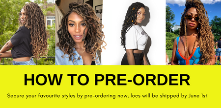 How To Pre-Order Your Boho Locs