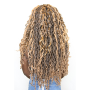 BE-BLONDER BOHO MERMAID LOCS®