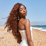 BEACH HOT BRONDE MERMAID LOCS®