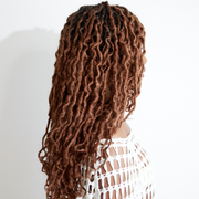 BEACH HOT BRONDE LOCS® EXTRA VOLUME AND LAYERS
