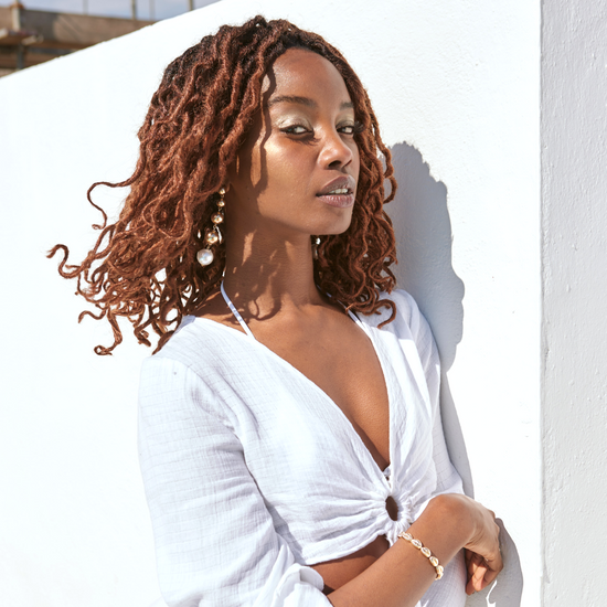 BOB BEACH HOT BRONDE LOCS® WITH EXTRA VOLUME