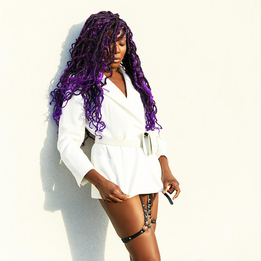 Purple Haze Boho Mermaid Locs®