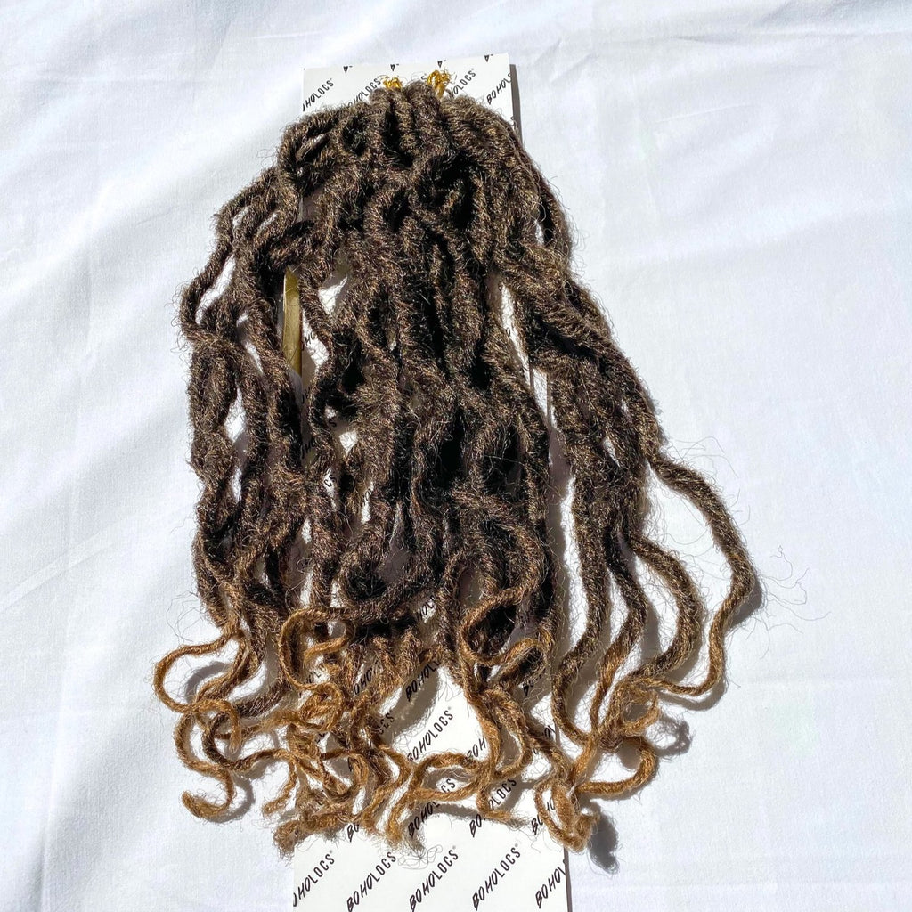 "BEY-BLONDE BOHO 14"" SINGLE PACK"