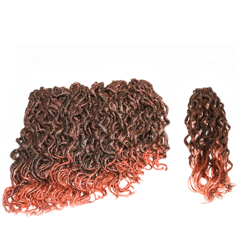 BOB FLAMES BOHO MERMAID LOCS®
