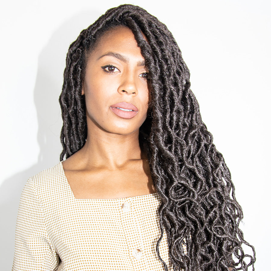 CHOCOLATE BOHO GODDESS LOCS®