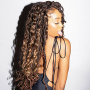 BRONDE TOFFEE BOHO MERMAID LOCS®