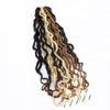 LONG BLONDE HIGHLIGHTS  BOHO GODDESS LOCS®