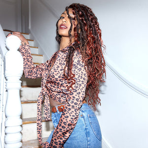 AUTUMN LEAVES BOHO MERMAID LOCS®