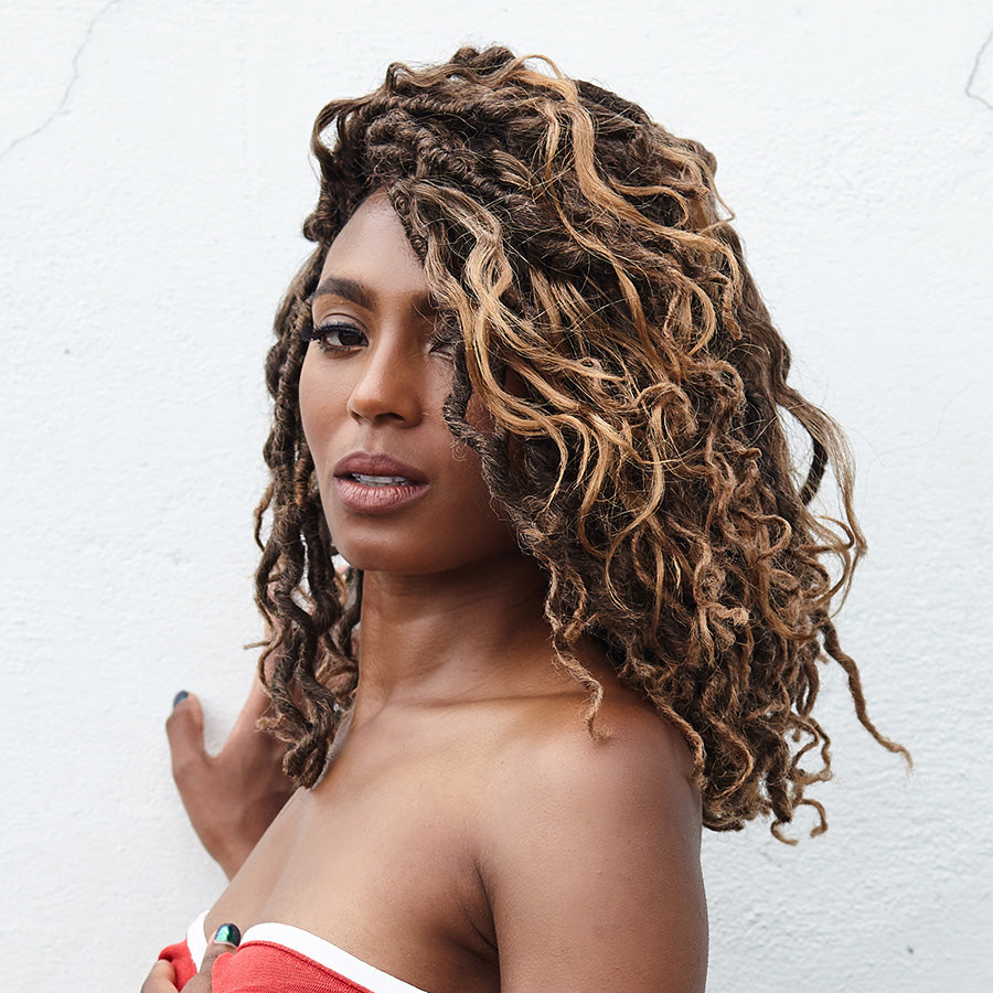 BOB BEY-BLONDE BOHO MERMAID LOCS®
